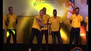 UST Global Chennai Super Kings Meet & Greet 2015 - Highlights
