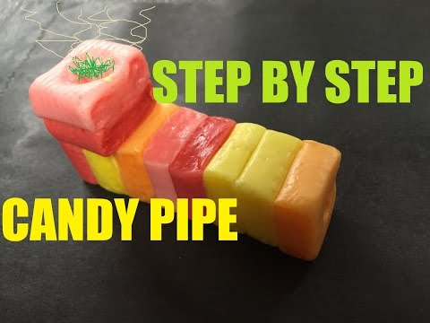 How To Make A Starburst Pipe - Master Bong