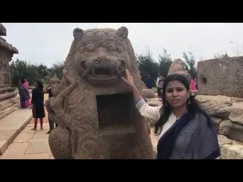 The Secret of Shore Temple - Mahabalipuram