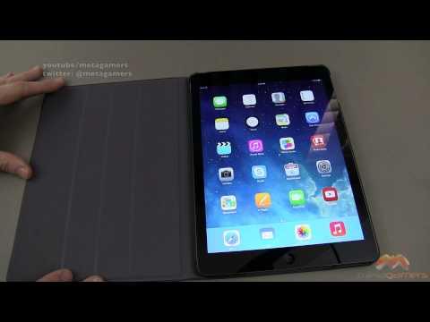Nagano iPad Air Case Review
