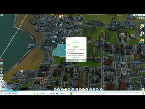 Sim City 5 - Tips and Tricks - How to make money