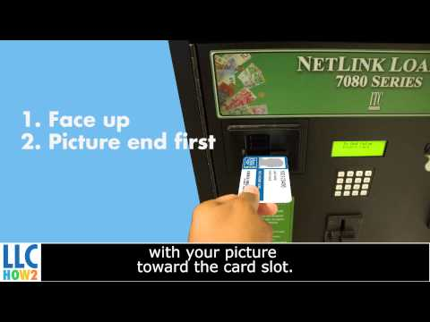 GBC Student Card: Putting money on ID card