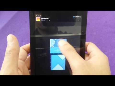 Take Screenshot With Alcatel Pop 7 For Metro Pcs