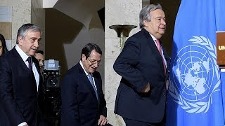 Troop presence stalls settlement talks over Cyprus