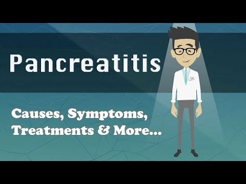 Pancreatitis - Causes, Symptoms, Treatments & More...