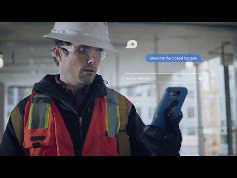 Build 2017: Workplace Safety Demonstration