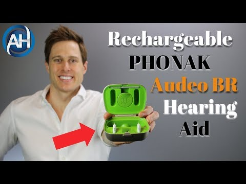 Phoank Audeo BR Rechargeable Hearing Aid - Hearing Aid Reviews