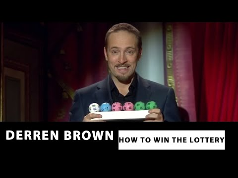 Fix The Machine - How To Win The Lottery