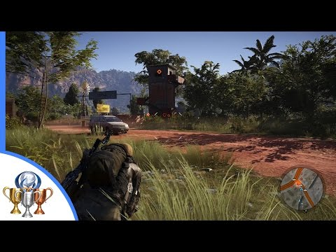 Ghost Recon Wildlands - With a Pistol Trophy & Achievement Guide