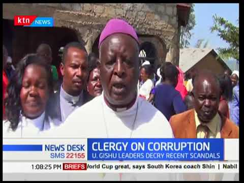 Clergy want suspected thieves taken through legal process