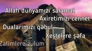 ən Gozəl Dini Dualar Statuslar Video Klip Mp4 Mp3