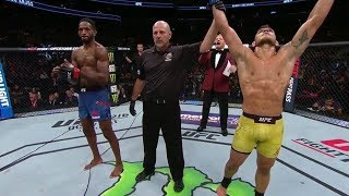 UFC Rankings Report: Dos Anjos Rises; Nunes & Cejudo's Big Wins