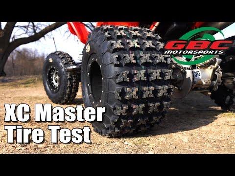 GBC XC Master Sport ATV Tire Test