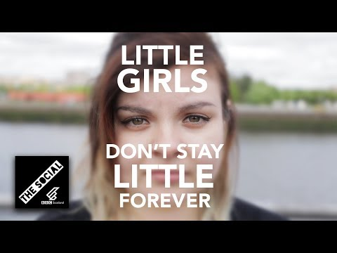 The Strength Of Women | Little Girls Don't Stay Little Forever