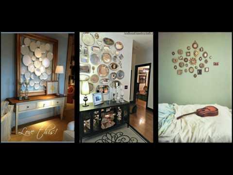 Creative Room Decorating Ideas - DIY Wall Decor
