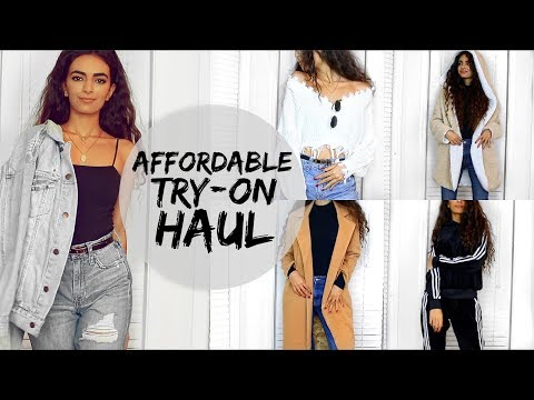 ZAFUL SUPER AFFORDABLE TRY-ON HAUL!