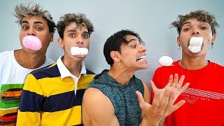 Last to Stop Using Mouth Wins $10,000! (SUPER FUNNY)