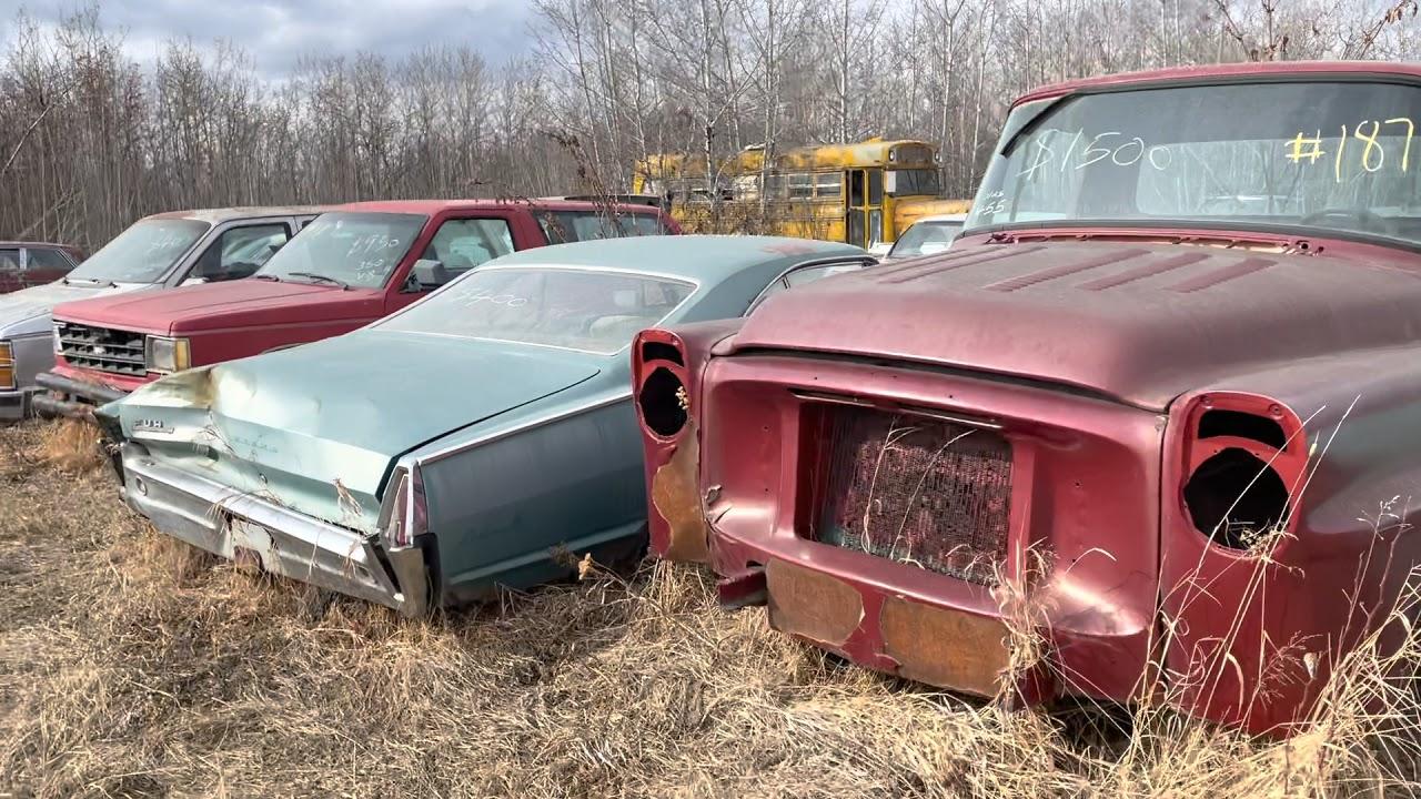 Classic vehicles For Sale Edmonton