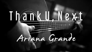 Thank U Next  Ariana Grande  Acoustic Karaoke