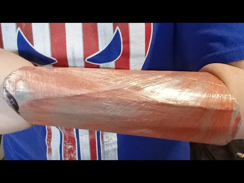 How To Make Arm Armor Part 2