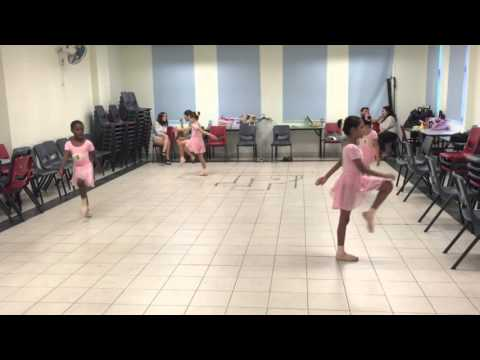 How to pass WITH DISTINCTION Royal Academy of Dance RAD ballet exam primary level