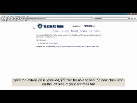 How to block a website on Safari