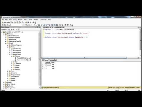 Part 7   Identity Column in SQL Server