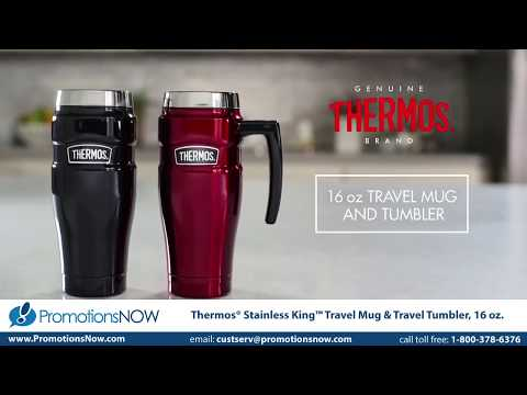 Thermos® Stainless King™