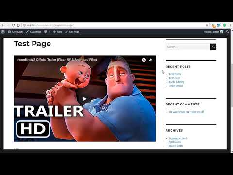 How to Embed a YouTube Video in WordPress (No Plugin Needed)