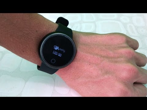 A98 Smart Band (Heart Rate/BP/Sleep/Steps/Calories) Unboxing & Review