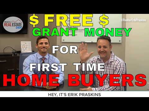 FREE Grant Money for First Time Home Buyers - Home in 5 and Home Plus