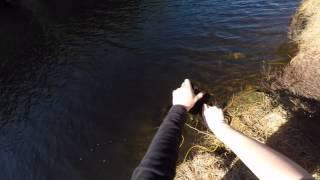 Magnet fishing - WWII Bunker lock