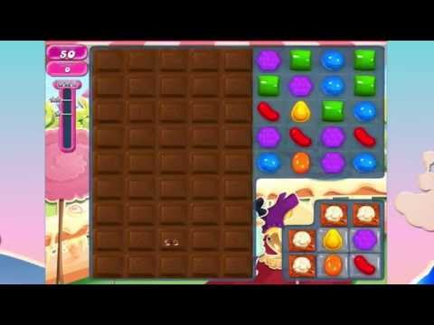 Candy Crush Saga Level 865 No Booster 3* 5 moves left