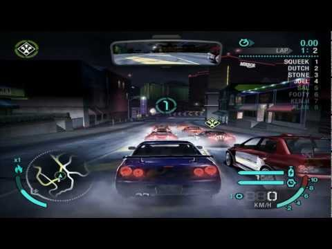 Need For Speed: Carbon - Race #59 - North Broadway (Circuit)