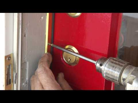 How to Install Weather Stripping with A Old Door