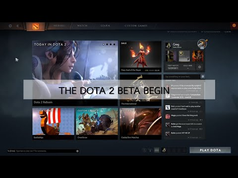 How to Install The Dota 2 Reborn Beta