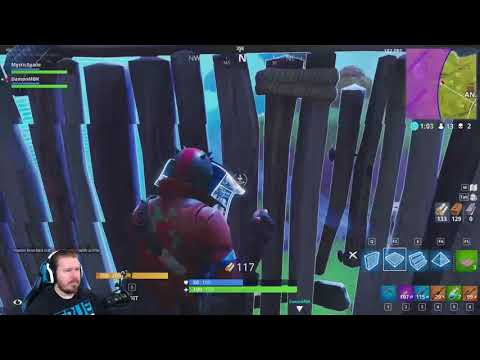 Bringing it Home with @DamonMBK - Fortnite BR PC Gameplay