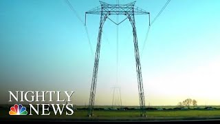 Download PG&E For Bankruptcy Amid Multibillion-Dollar Liability Claims For CA Wildfires | NBC Nightly News Video