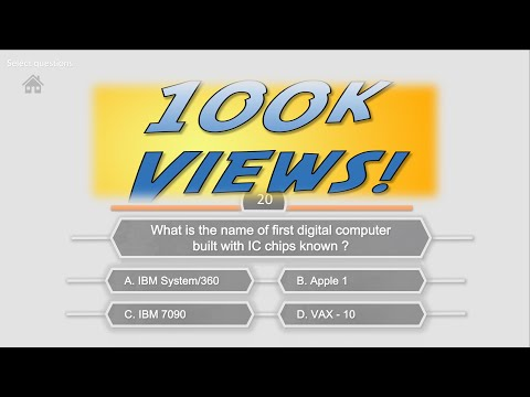 How to make Simple Visual Quiz in Powepoint- 2017