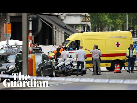 Shots and sirens heard in Belgian city of Liège