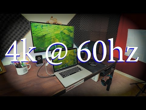 How to get 4k @ 60hz with a 2013-2015