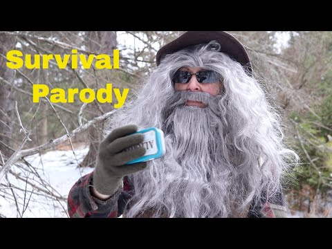 Personal Survival Essentials ~ A Parody ~ Far North Bushcraft & Survival