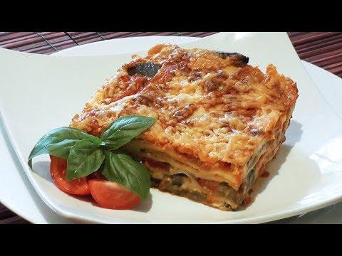 Vegetarian Lasagna Recipe - Mark's Cuisine #31
