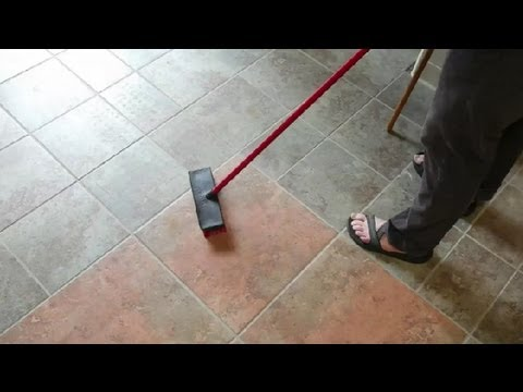 How to Clean Natural Stone Tiles : Cleaning Tips