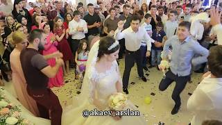 Супер Лезгинка на Свадьбе !!! Аварская свадьба.