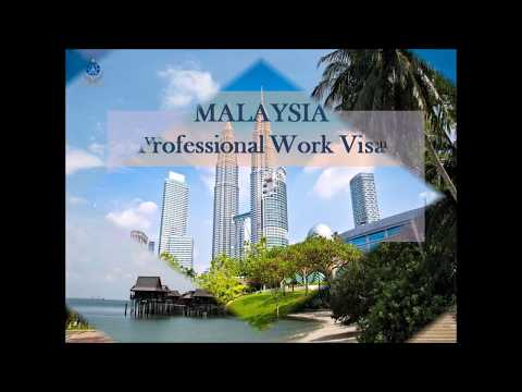 Malaysia Professional Work Visa   Aspire World Immigration Consultancy Services LLP