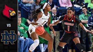 Louisville vs. Notre Dame Women