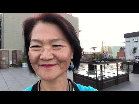 Tourist voiceover  - San Francisco asmr