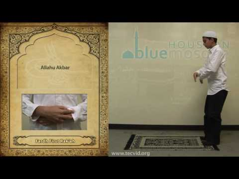 How to Pray - Fajr (Morning Pray) - Sunnah