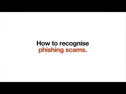 Phishing scams   How to recognise them   Support on Three